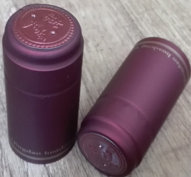 shrink capsule for wine bottle