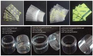 custom shrink wrap bands