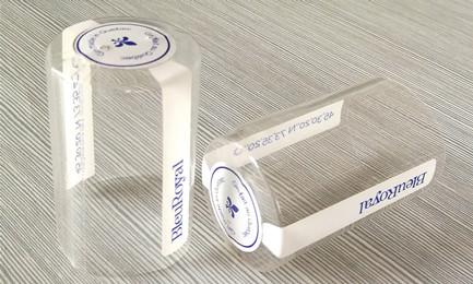 custom printed shrink capsule